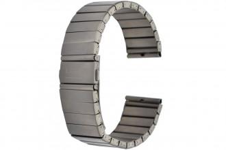 Bracelet Titane naturel 22 mm