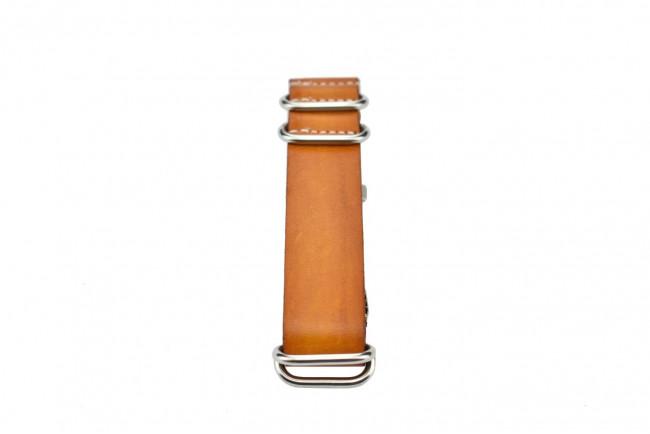 Bracelet Natoquick cuir naturel