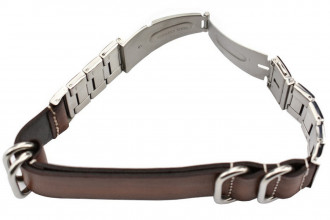 Bracelet Natoquick cuir marron