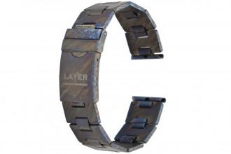 Bracelet Crazy Titanium 20 mm