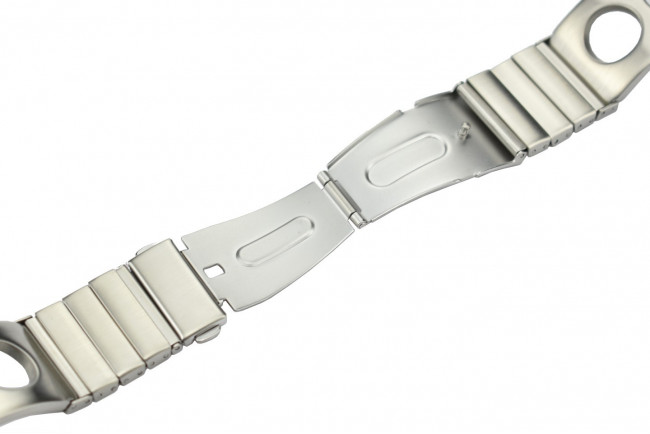 Bracelet Acier Trou